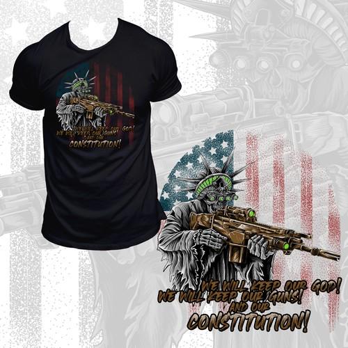Infringed Liberty