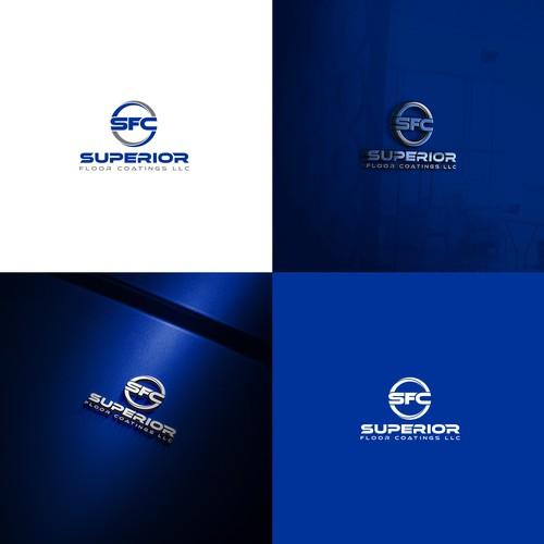 Logo Design for Superior Floor Coatings LLC
