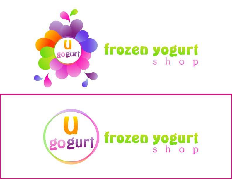 Create the next logo for U go gurt! Frozen yogurt shop