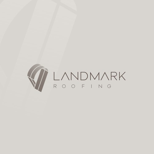 Sophisticated Logo/Branding for Roofing Company