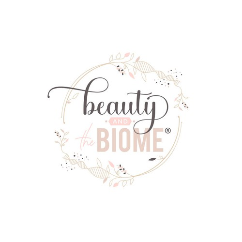 Logo for an inside out system for healthy body composition, skin glow and inner health.