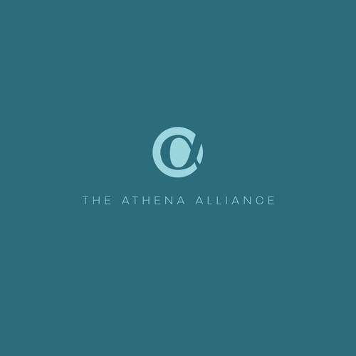 Concept logo for Athena Alliance