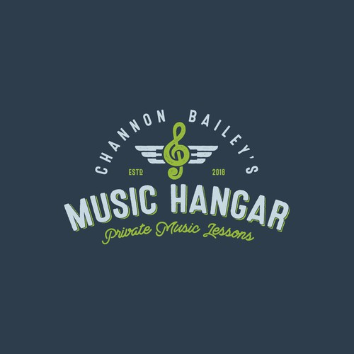 Channon Bailey's Music Hangar.