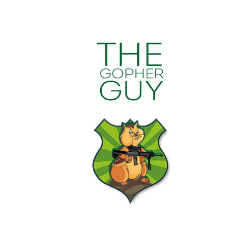 Logo - The Gopher Guy