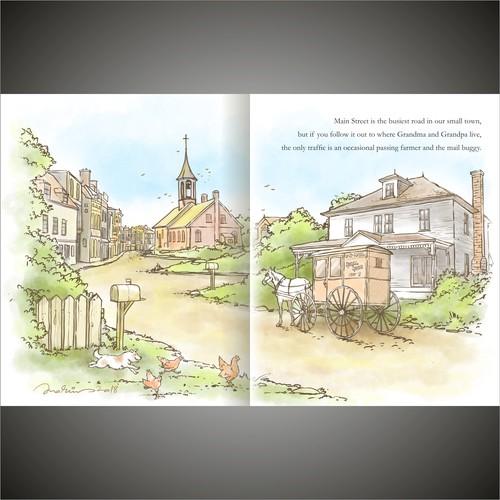Granny's town