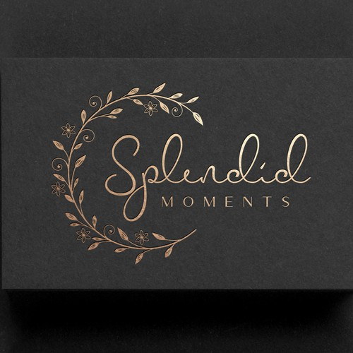 Logo for wedding planner