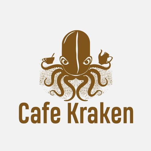 Craken Coffe concept