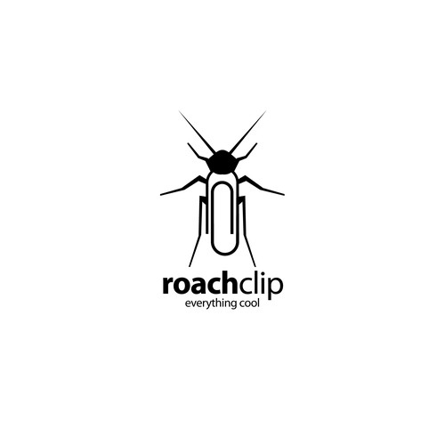 Roachclip.com Logo - (Fun, Cool looks)