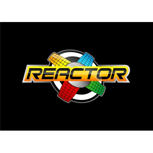 Create the next logo for REACTOR