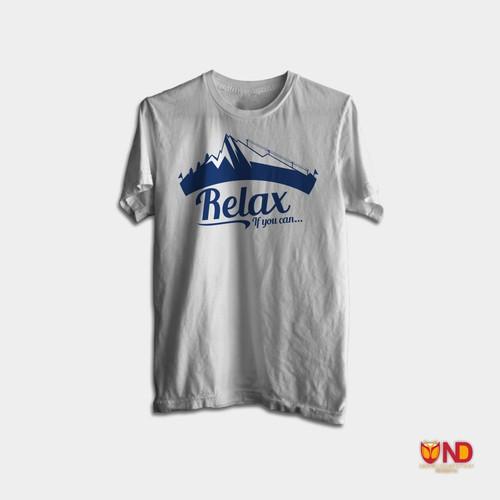 Mountain T-shirt 1