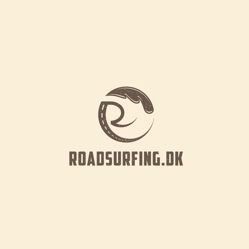 Logo design for RoadSurfing.dk