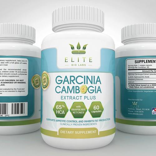 Elite Bio Labs Supplements