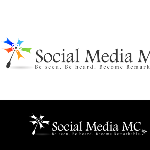 Cutting Edge Social Media Company needs unique logo