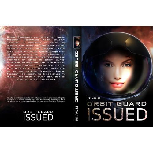 Book cover conception