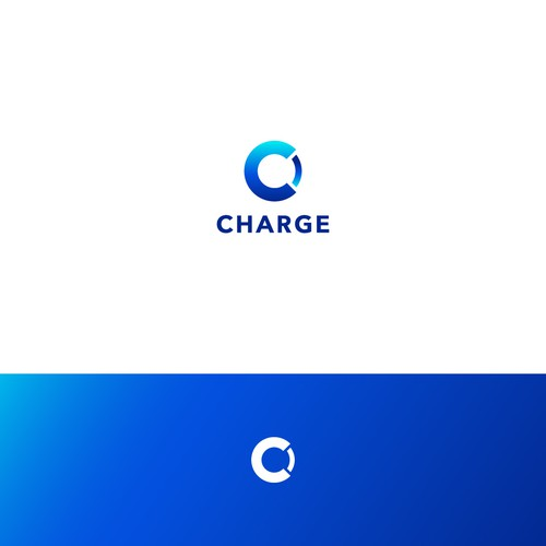 Logo Concept for Cryptocurrency Exchange