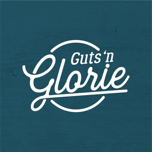 Winner of Guts 'n Glorie Contest