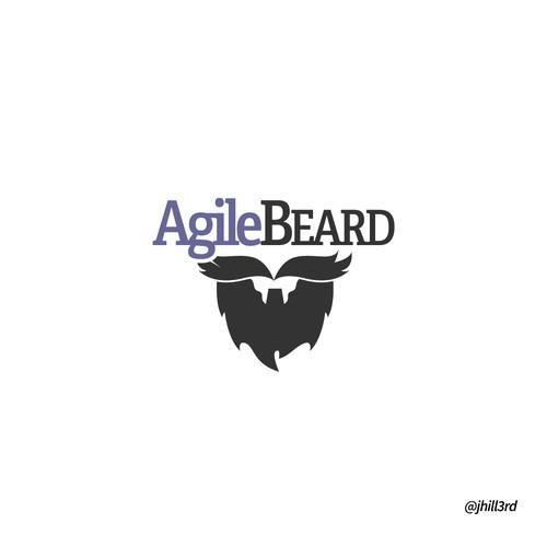 Logo concept for agile scrum venture