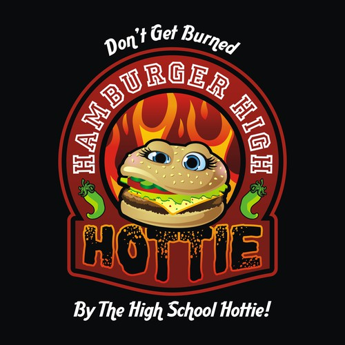 Hamburger Hottie