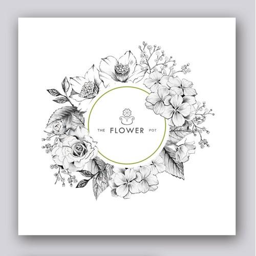 The Flower Pot's Bouquet