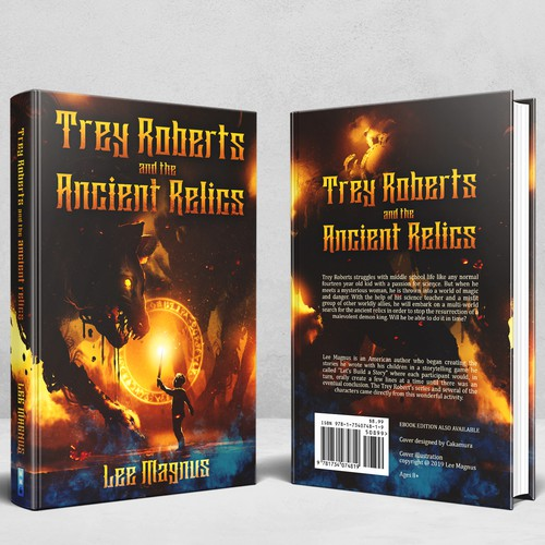 Trey Roberts and the Ancient Relics