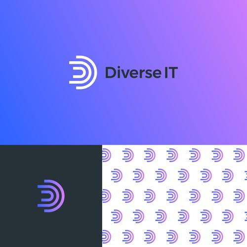 Logo Design Proposal for Diverse IT