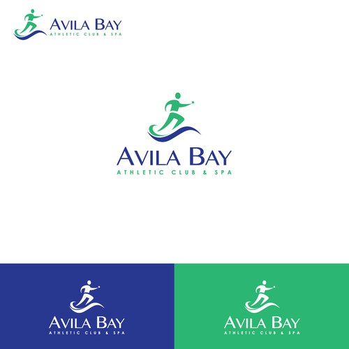 Upscale athletic club needs an updated logo!