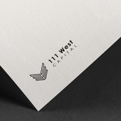 Bold Logo Design for 111 West Capital.