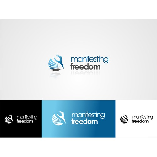 Manifesting Freedom - JOIN A REVOLUTION BY DESIGNING THIS LOGO