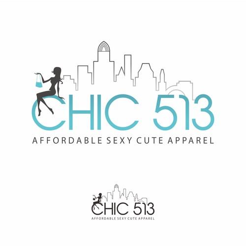 ****CHIC 513*****Urban Women SEXY clothing store needs a 5-STAR winning design!!!!!
