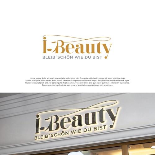 Elegant and Luxury Logo for Beauty Salon