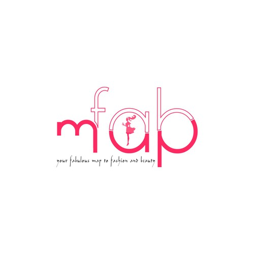 Logo for online fashion and beauty directory