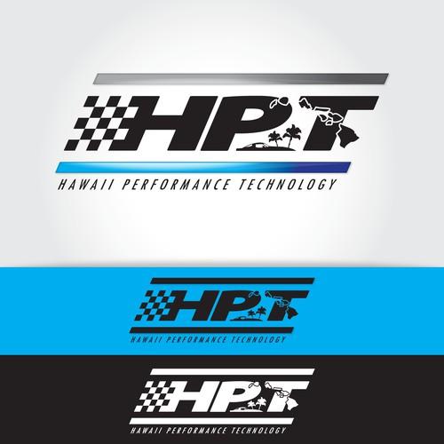 logo for Hawaii Performance Technology