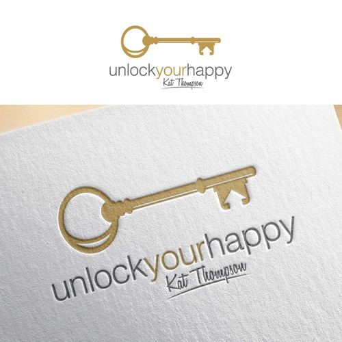 unlock your happy Kat Thompson
