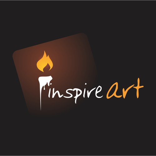 Create the next logo for Inspire Art