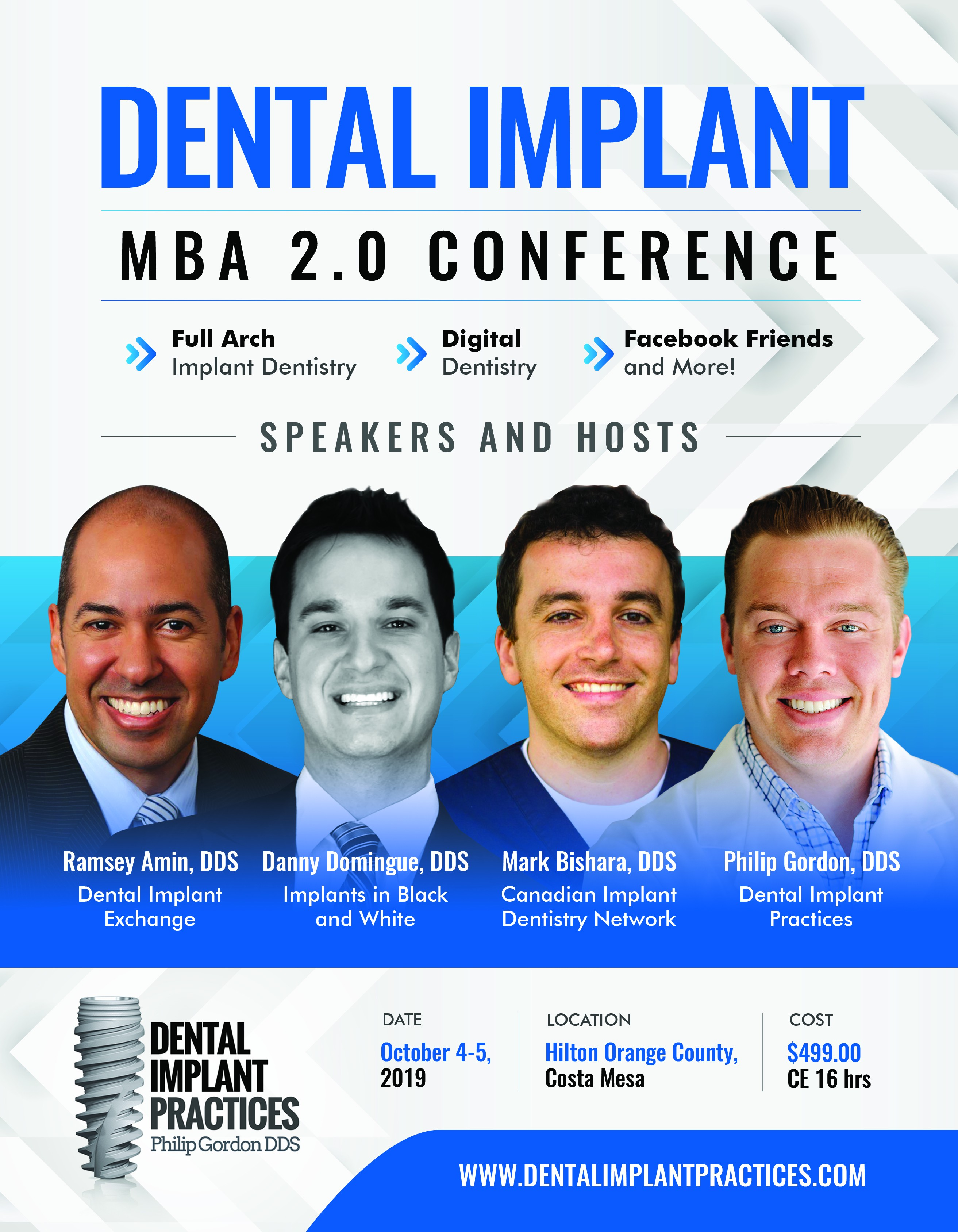 Dental Implant MBA Conference 2.0
