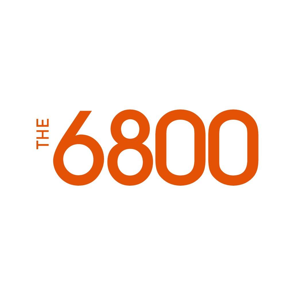6800HUNDRED - APARTMENT LOGO