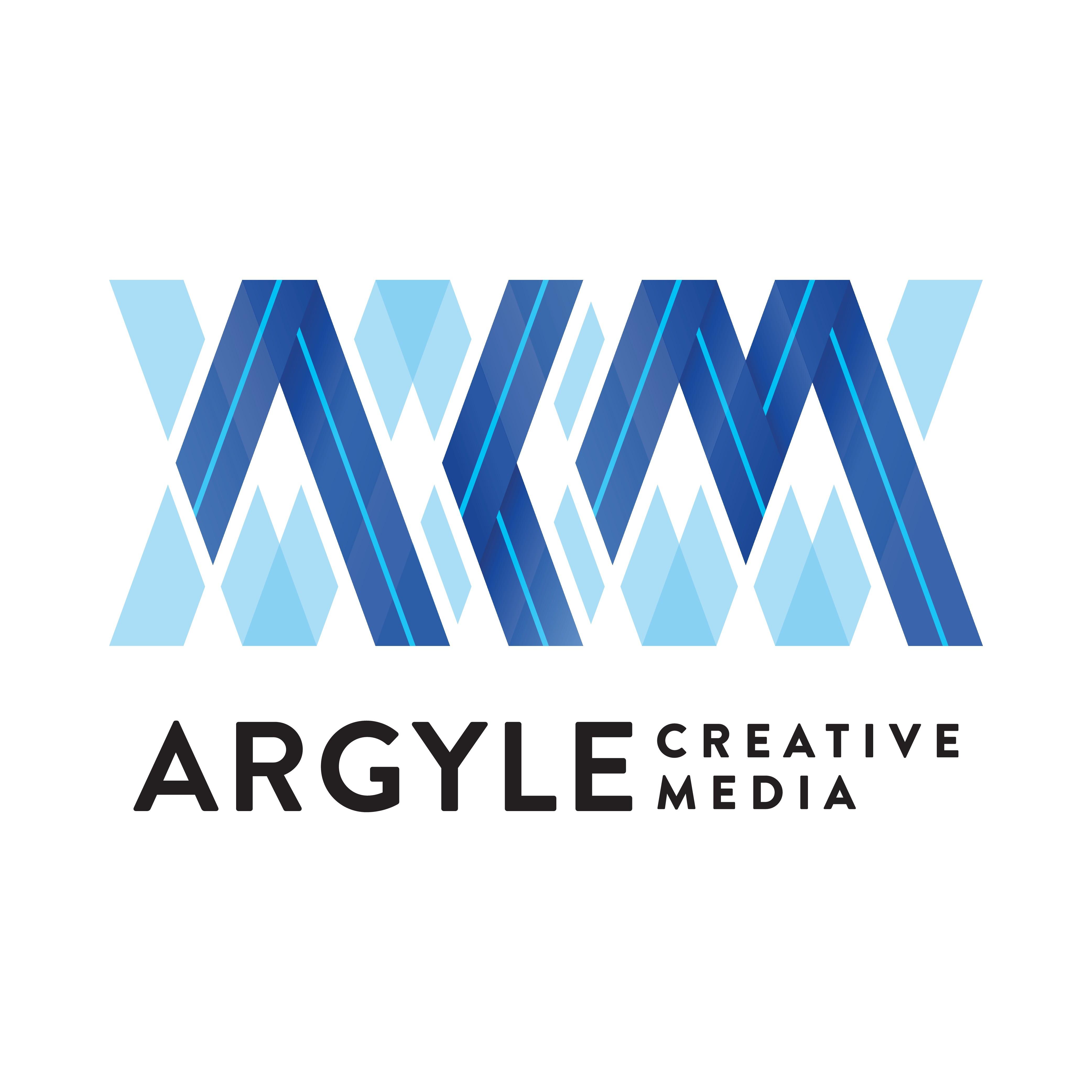 Create a design for a new media company