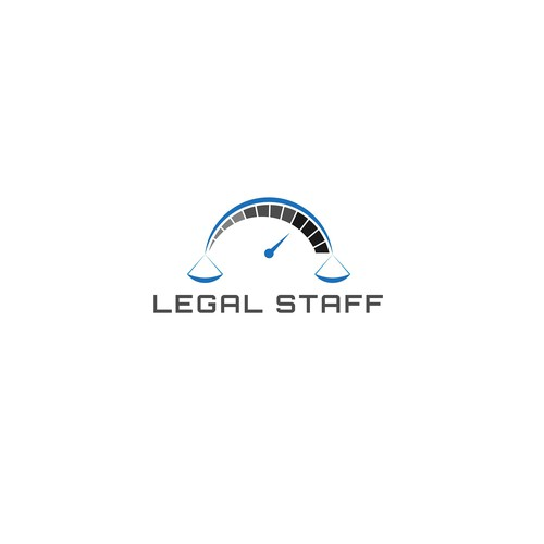 Logo design for Legal Staff