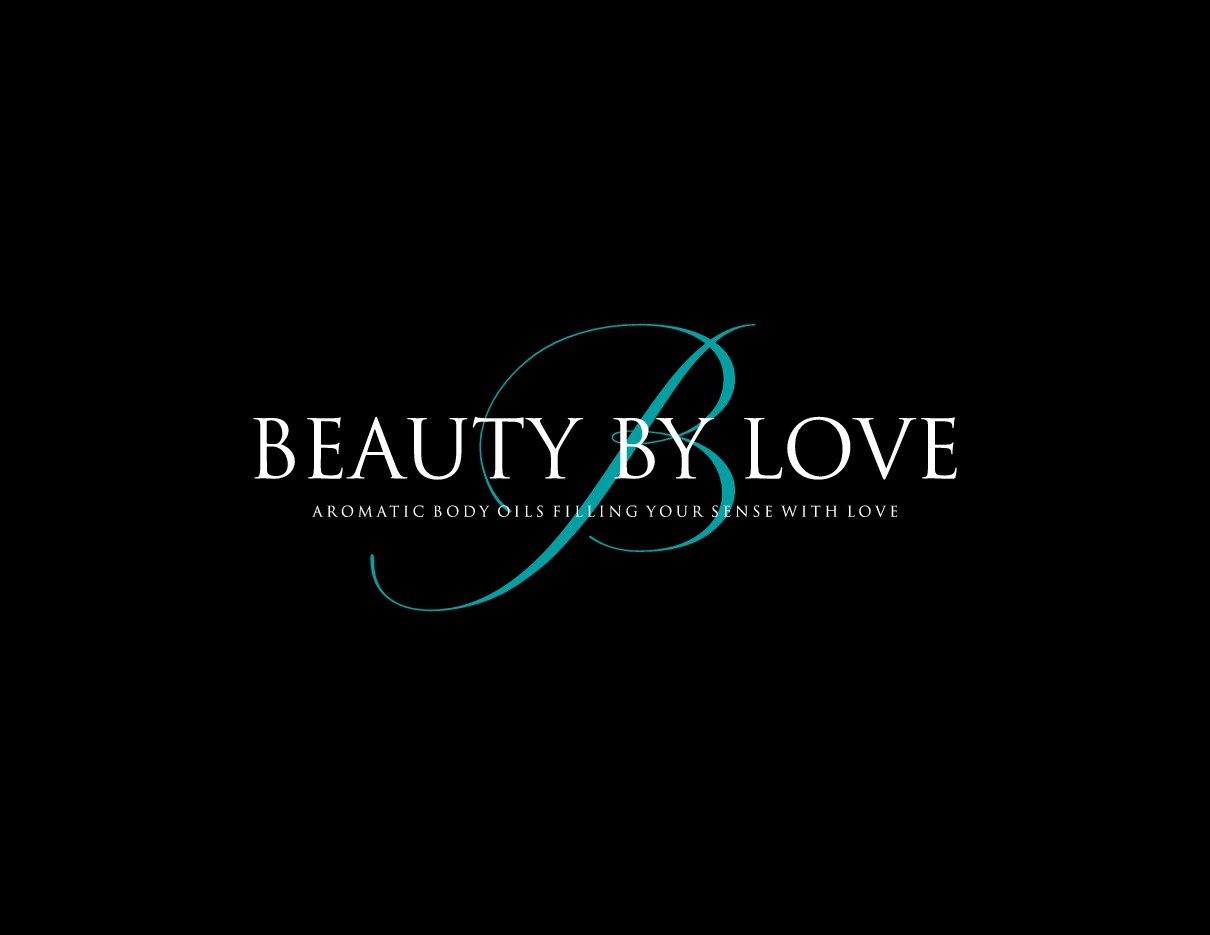 Beauty by love logo redesign.