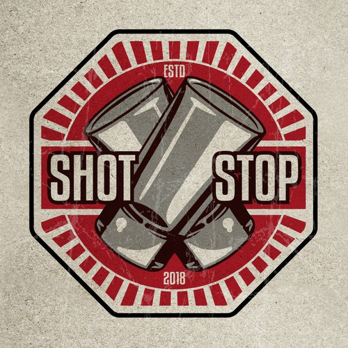 Logo for Shot Bar