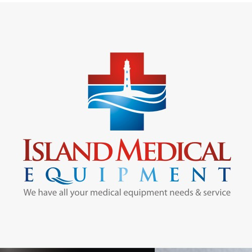Island Medical Equipment Inc needs a new logo