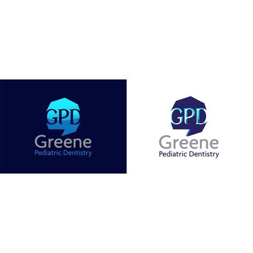 logo for Greene Pediatric Dentistry