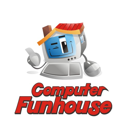 Fun, funny and bold, Computer Funhouse is the new show for the non-technical person!