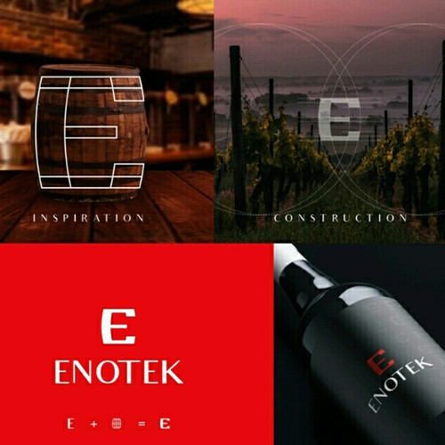 Logo Concept for Enotek