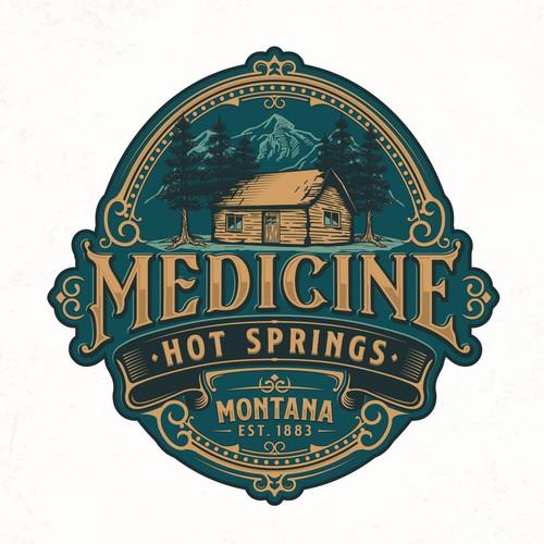 Medicine Hot Springs