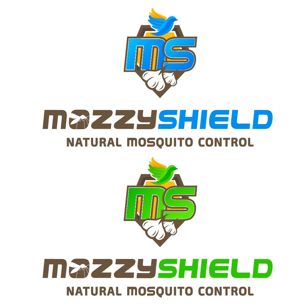 """Natures answer to Mosquito control needs a """"Killer"""" logo"""