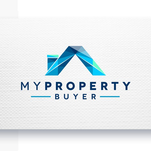 Strong Logo for My Property Buyer