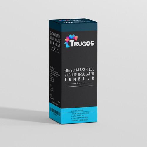 Minimalist/modern packaging (box) design