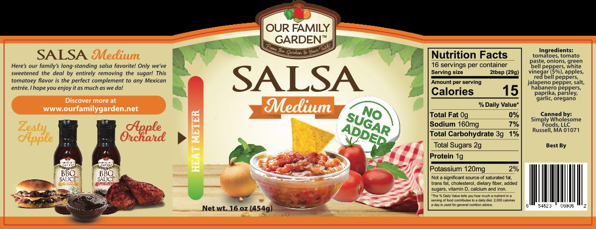 Updating Salsa labels + renderings