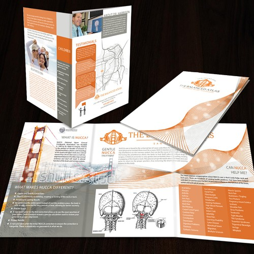 The Balanced Atlas Broschure